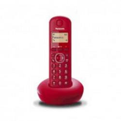 TELEFONO INAL PANASONIC KX-TGB210JTR ROJO