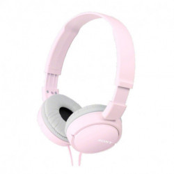 AURICULARES DIADEMA SONY MDR-ZX110P 30mm ROSA