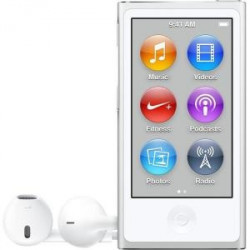 IPOD NANO 16GB APPLE SILVER NEW EDITION