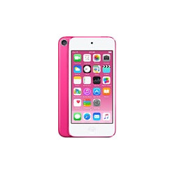IPOD TOUCH 16GB PINK NEW EDITION